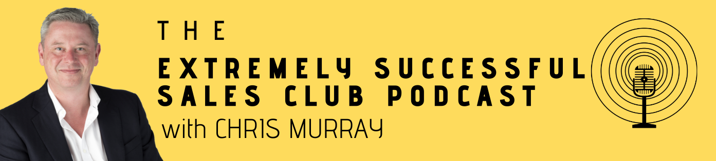 Logo for The Extremely Successful Sales Club Podcast